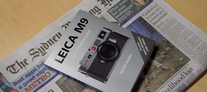 another Leica M9 user guide