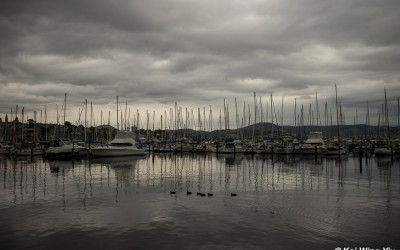 Third Day in Hobart (26 January 2016)