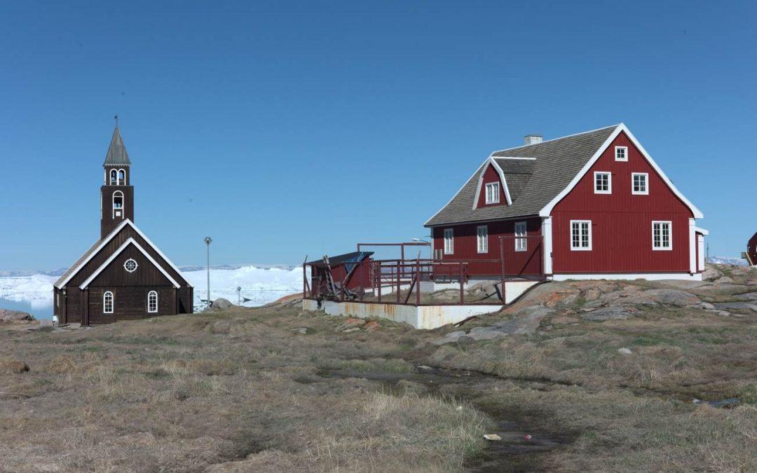 Day 2 in Ilulissat