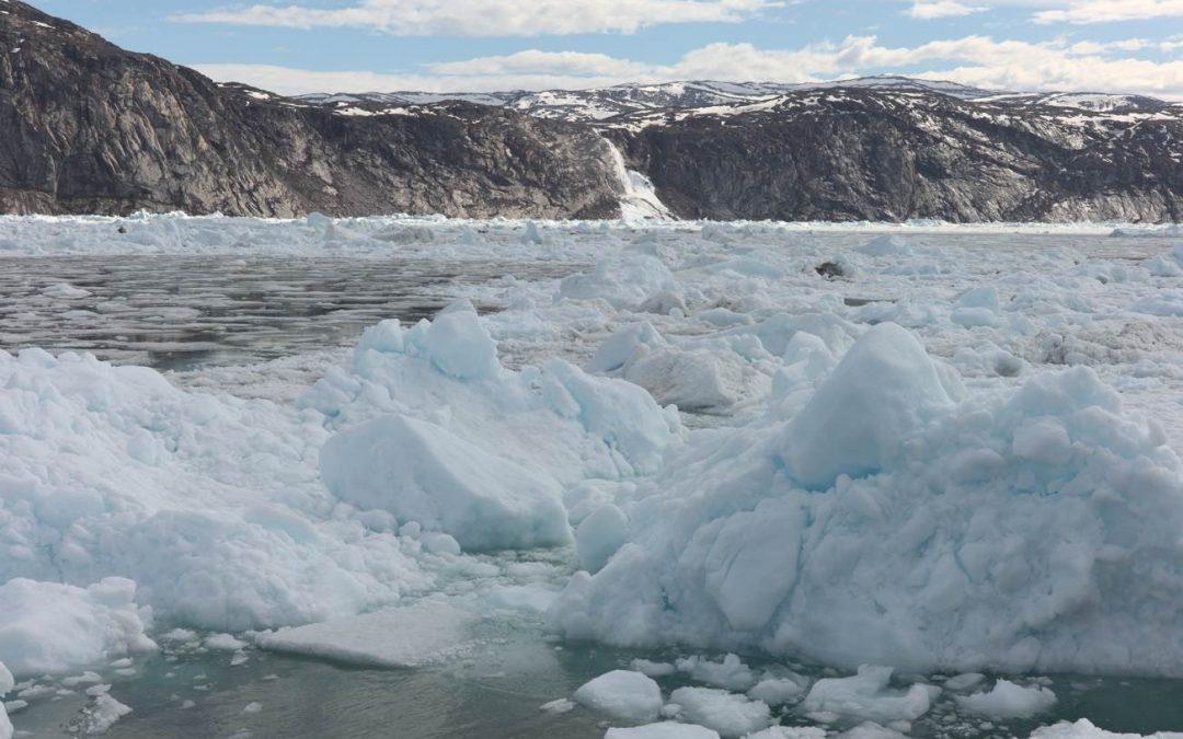 A trip to Eqi Glacier